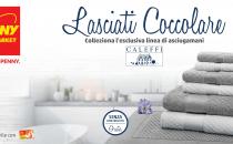 Asciugamani Caleffi: la nuova collezione di PENNY a portata di bollino