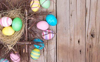 Idee originali per decorare la casa per Pasqua