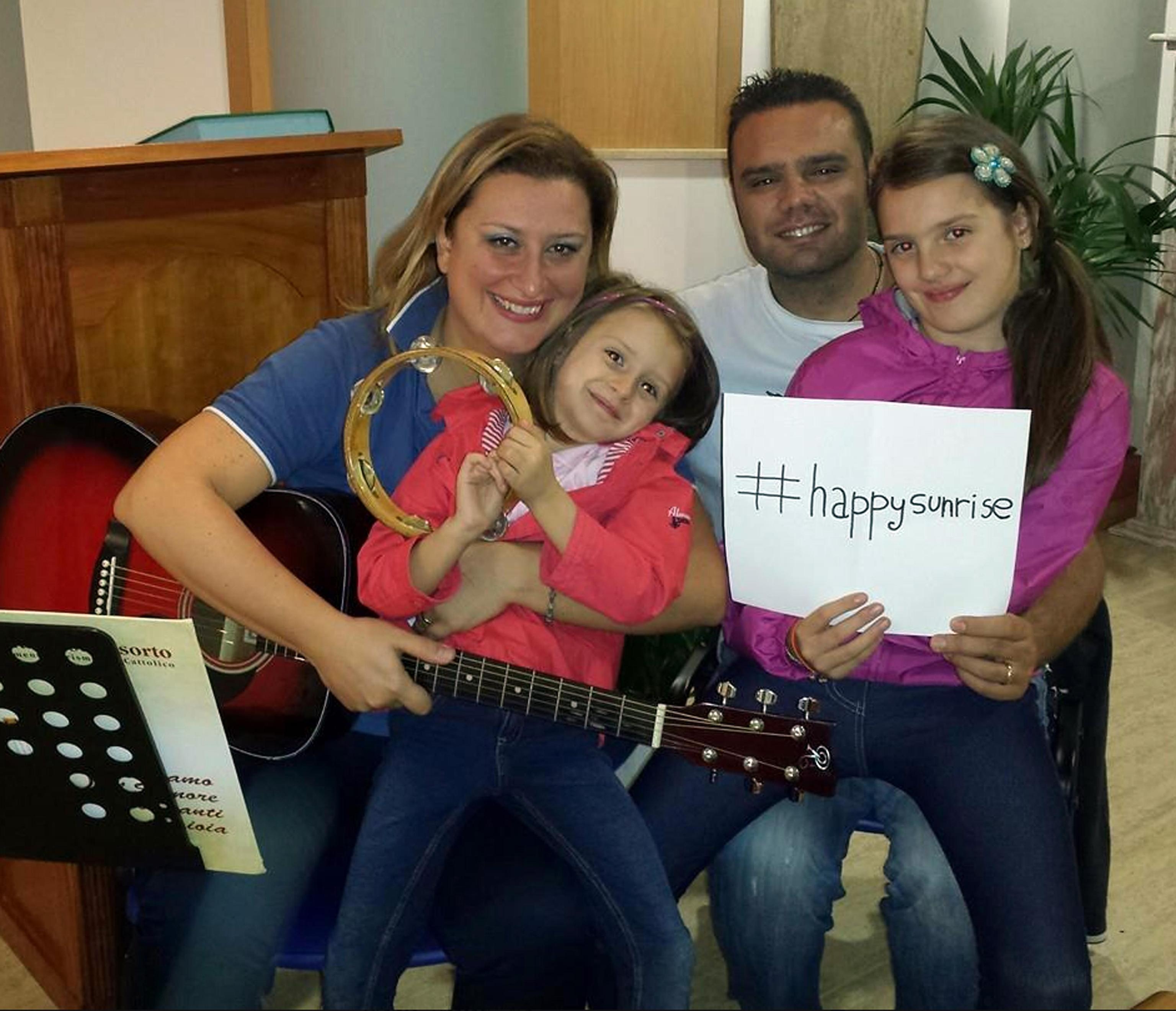Cisterna di Latina: Antonietta Gargiulo informata della morte delle figlie