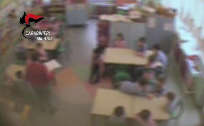 Maestra di Varedo arrestata per violenze sui bambini dell'asilo