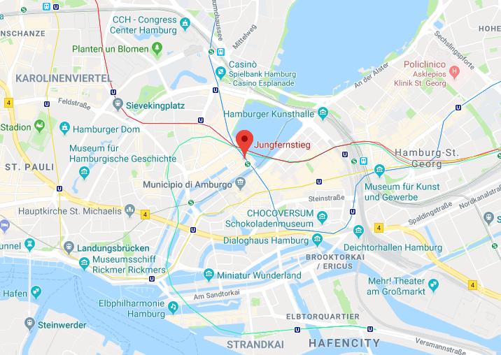 metro amburgo