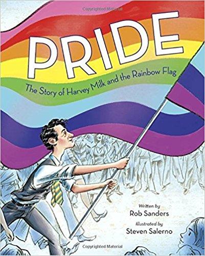Pride, il libro per bambini che spiega la storia dei diritti LGBT