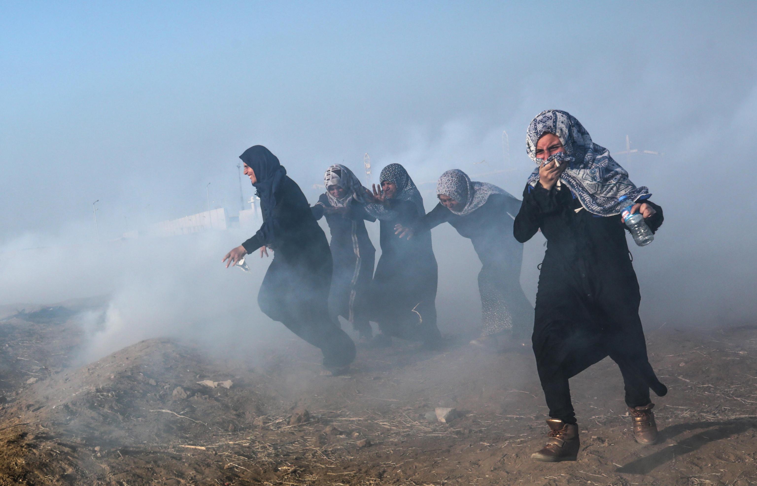 Leyla, neonata uccisa dai gas lacrimogeni: è il simbolo del dolore di Gaza