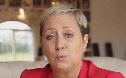 Carolyn Smith e la storia della sua lotta contro il cancro