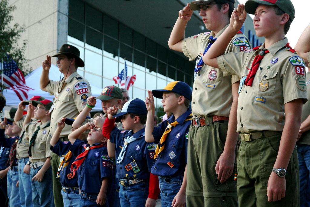 """I Boy Scout cambiano nome: da oggi saranno solo """"Scout"""""""