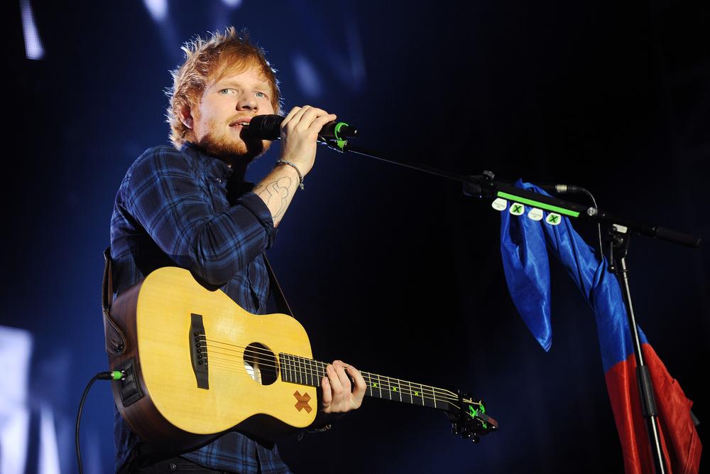 Bambina con rara malattia genetica muore pochi giorni dopo aver incontrato il suo idolo Ed Sheeran