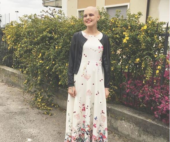 Addio ad Anna: guerriera di 17 anni, ha perso la sua battaglia contro il cancro