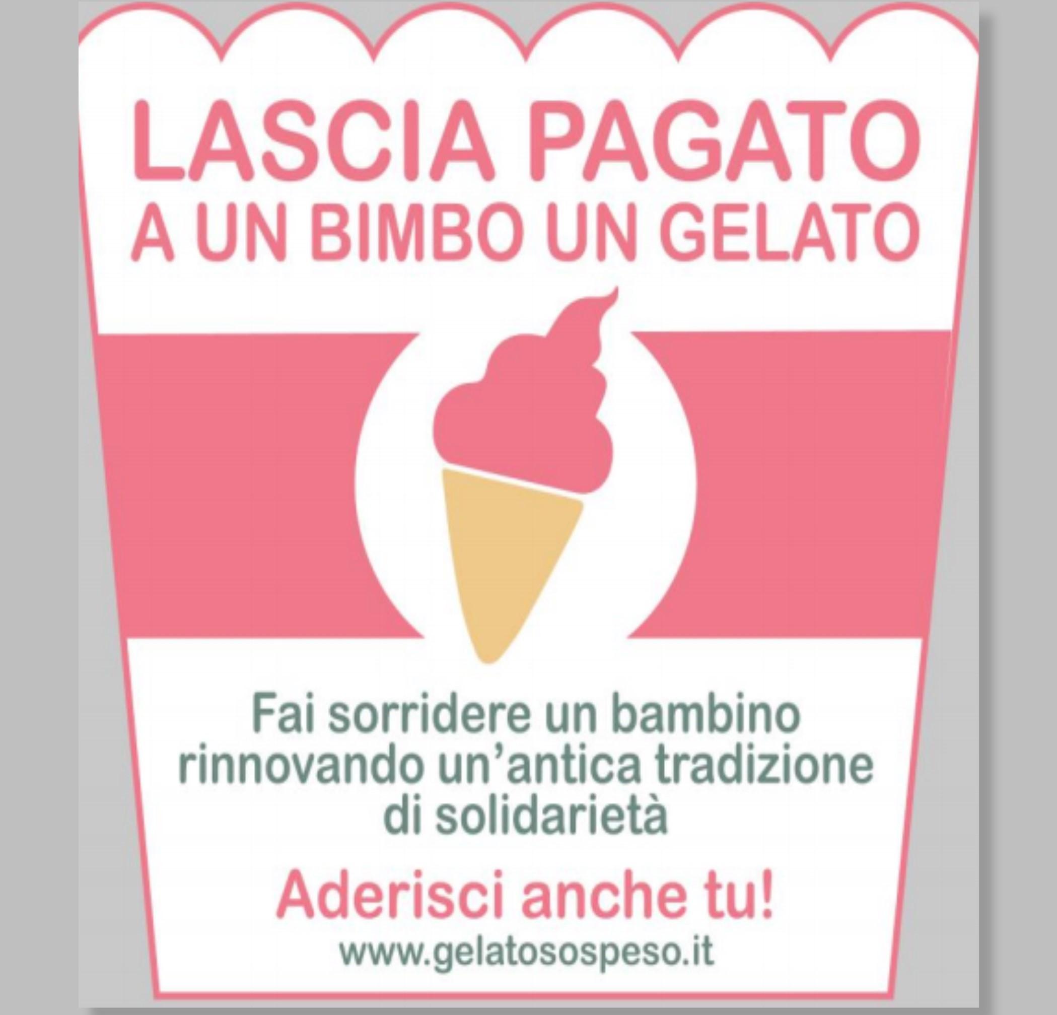 Gelato Sospeso: l'iniziativa che dona un sorriso ai bambini con la dolcezza di un gelato