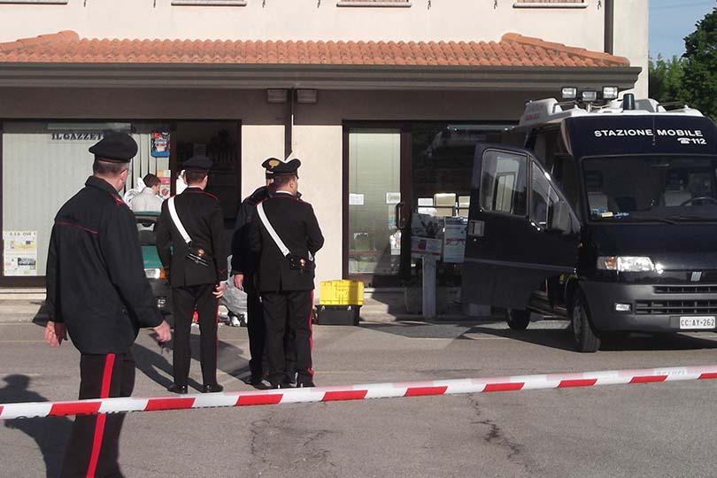 Padova: no al risarcimento per la famiglia del rapinatore ucciso dal tabaccaio