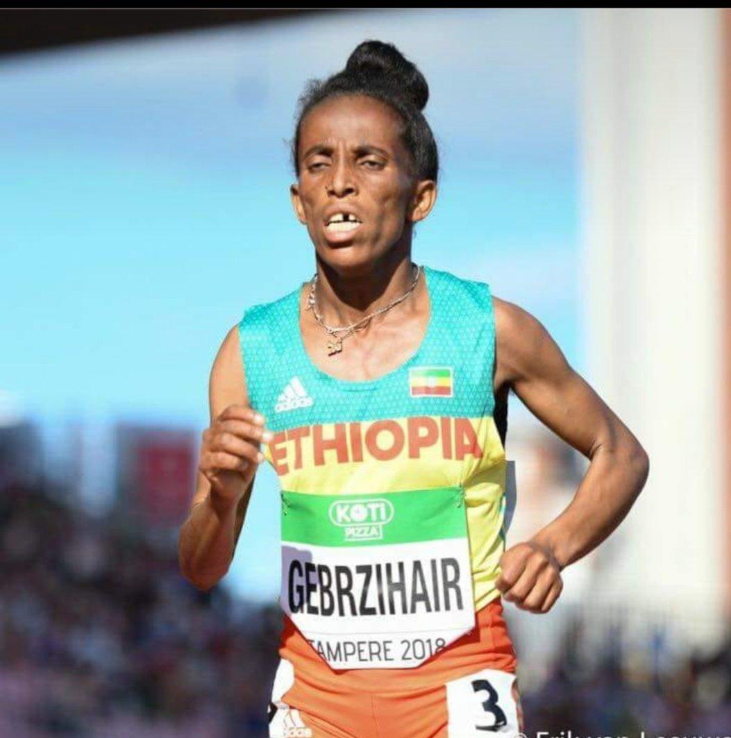"""""""Non può avere 16 anni"""": dubbi sull'età dell'atleta Etiope ai Mondiali di Atletica Under 20"""