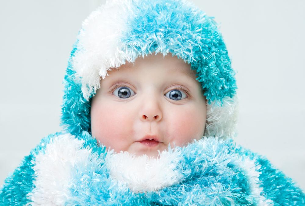 I bambini concepiti in inverno hanno maggiori probabilità di essere magri e di non avere mai problemi di peso, lo dice la scienza