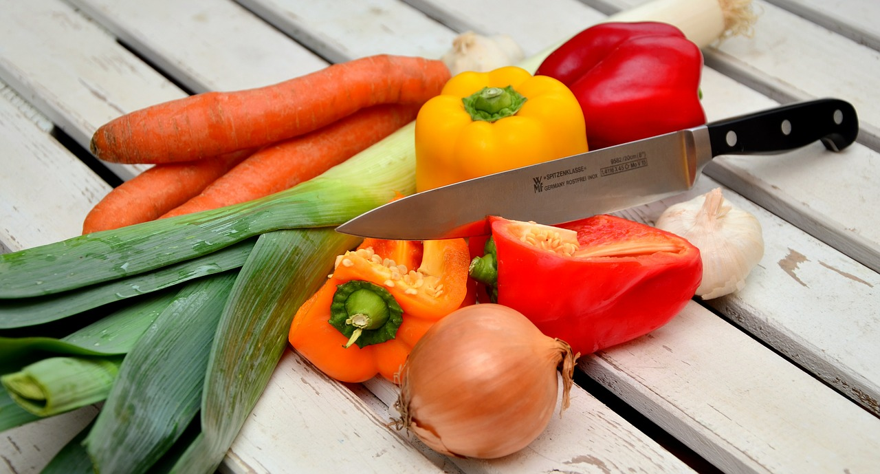 I trucchi per far mangiare le verdure ai bambini