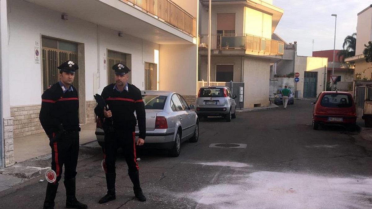 Rapina in villa a Lecce: avvocato e genitori sotto sequestro