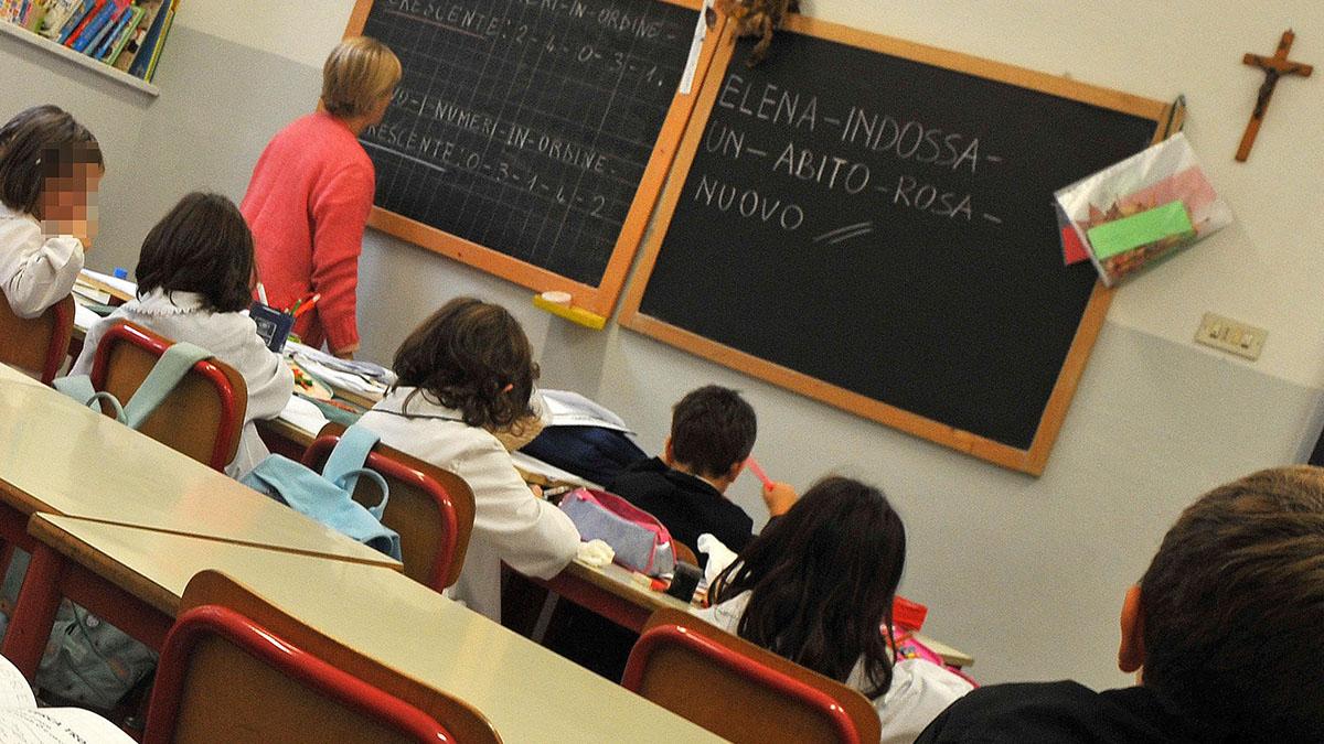 Firenze, alunno di 7 anni dà una testata alla maestra