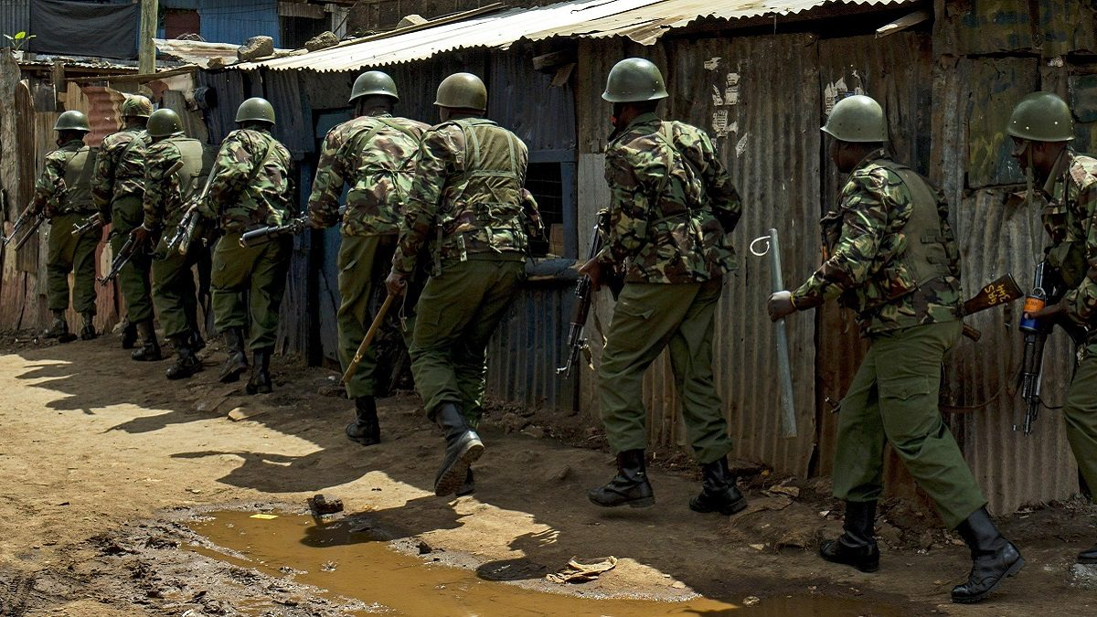 Volontaria italiana di 23 anni rapita in Kenya