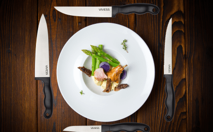 Creatività in cucina: come dare un 'taglio' al cibo per aggiungere un tocco di stile