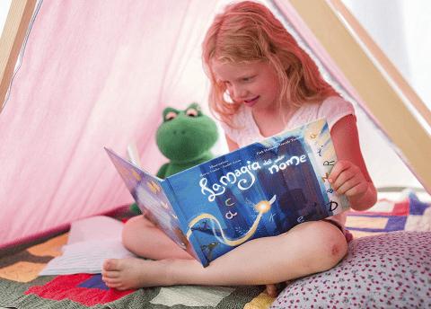 #DEVA_ALT_TEXT#Libro personalizzato per bambini - Gadget personalizzati