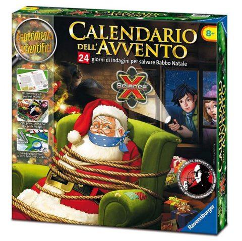 Calendario dell'Avvento Ravensburger