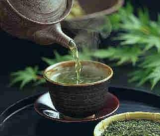 Il tè verde come tonico per il viso