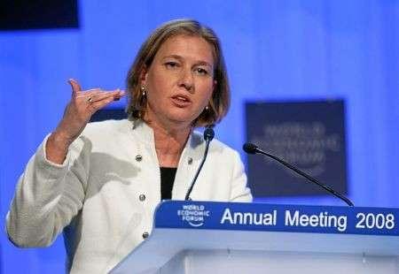 Tzipi Livni: una donna alla guida di Israele