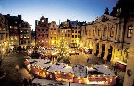 Natale 2008: la magia della Svezia