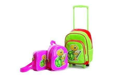 Carpisa, zainetti e trolley per bambini