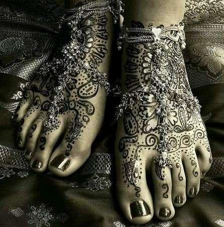 Tatuaggi all'hennè: come si fanno?