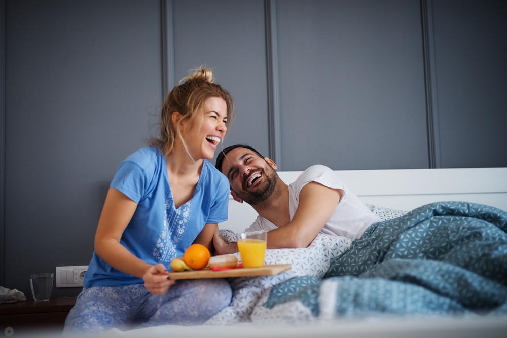 Colazione romantica: come stupire il proprio lui