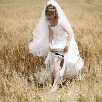 Giarrettiera per sposi