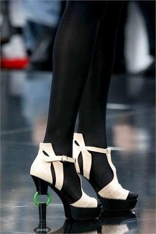 chanel scarpe tacco
