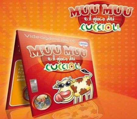 Il budino Muu Muu Cameo ti regala un gioco per pc