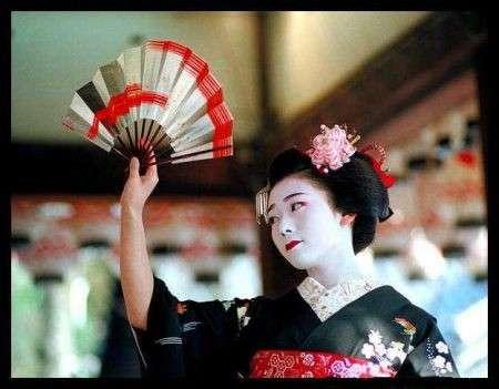 Make up, truccarsi come una geisha