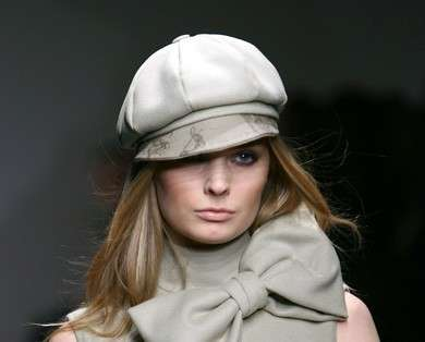 Alviero Martini cappello inverno 2010