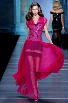 Dior Parigi Fashion Week