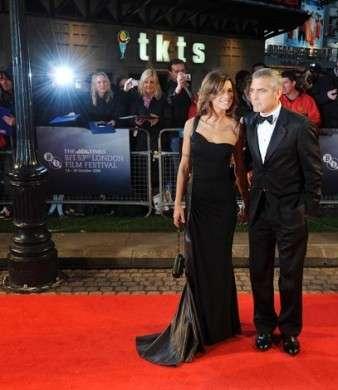 George Clooney ed Elisabetta Canalis coppia