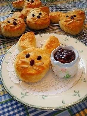biscotti coniglietti