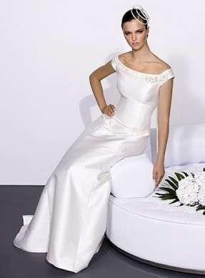 Abiti da sposa 2010: collezione Claraluna