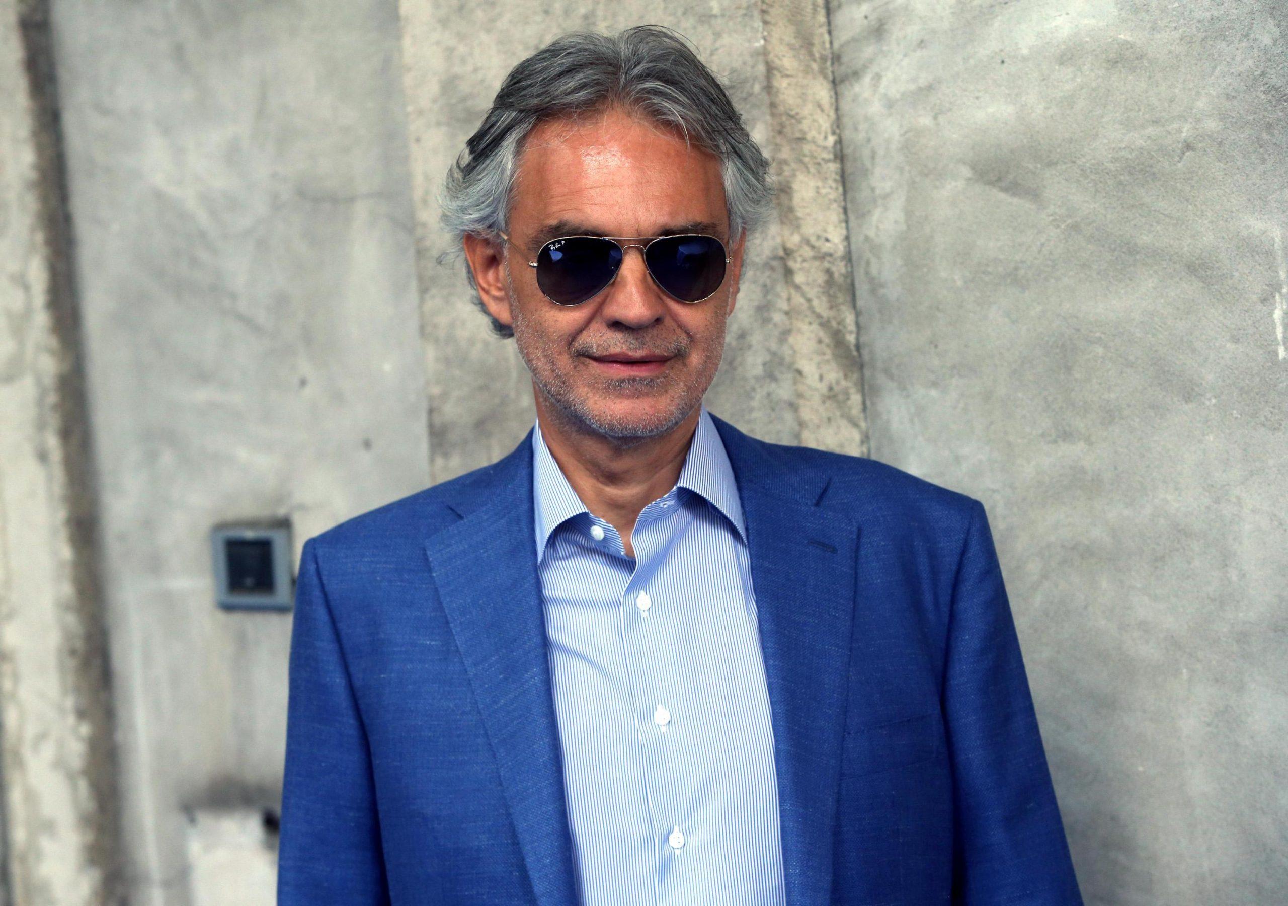 Hollywood: Andrea Bocelli stella nella Walk of Fame