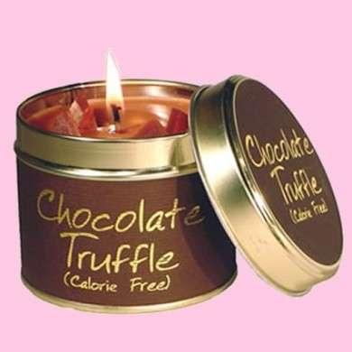 Candela cioccolato