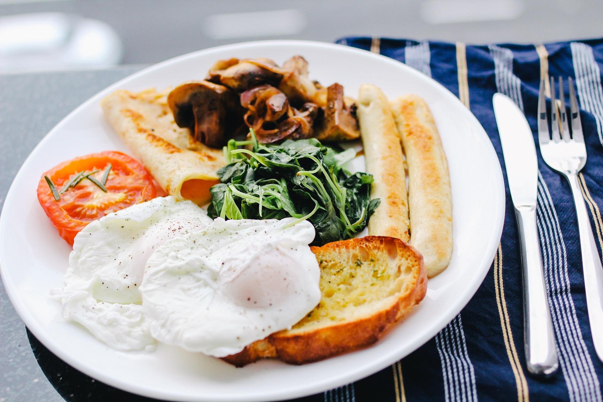 La colazione all'inglese aiuta il metabolismo