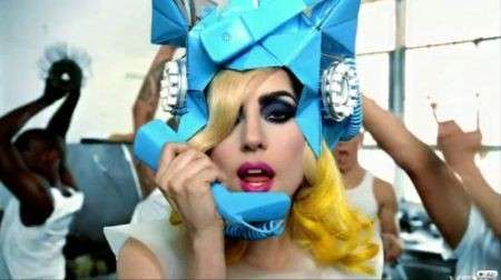 Lady Gaga, gli abiti del video di Telephone