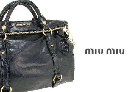 Oggetti del desiderio: la Miu Miu bow bag