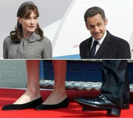 sarkozy shoes