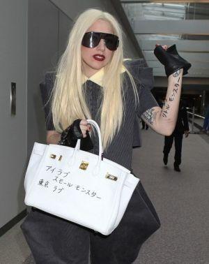 Lady Gaga e la povera Birkin