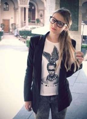 """Style icon: Veronica Ferraro di """"The fashion fruit"""""""