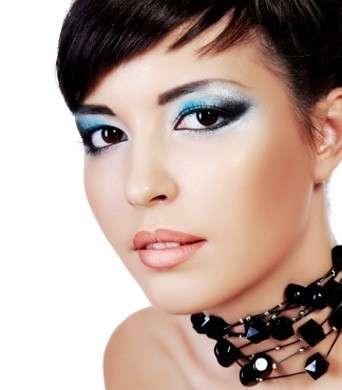 Tendenze Make up estate 2010 colore azzurro