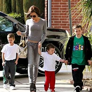 Victoria Beckham: la dieta dei carboidrati per concepire una bambina