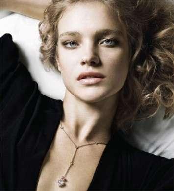 Natalia Vodianova designer di gioielli per De Beers