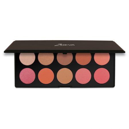 Make up: la palette Sun Powder Blush di Zoeva