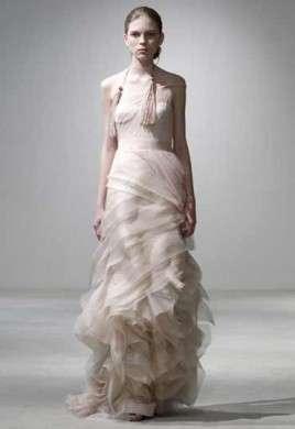 Abiti da sposa 2011: collezione Vera Wang